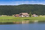 West Switzerland Taillères Lake 26 June 2017 | usage worldwide