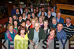 Socialising<br /> Pictured are members of the Kielduff Community Centre who gathered in O'Riada's bar,Ballymac, for an early Christmas party last Saturday night .