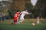 Germantown Legends White vs. Bartlett SC at Mike Rose Soccer Complex in Memphis, Tenn. on Monday, April 4, 2016.