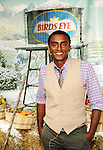 NEW YORK, NY - SEPTEMBER 15:  Top Chef Marcus Samuelsson unveils his ideal veggie plate and demonstrates a new recipe for Birds Eye Vegetable Quinoa Pilaf at the Share Our Strength's No Kid Hungry Campaign in Union Square on September 15, 2011 in New York City.  (Photo by Desiree Navarro/Getty Images)
