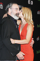 NEW YORK, NY- OCTOBER 6: Mandy Patinkin and Claire Danes at PaleyFest New York 2016 presents the screening of  Homeland at the Paley Center for Media in New York City on October 06, 2016. Credit: RW/MediaPunch