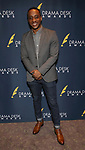 Hampton Fluker during the 64th Annual Drama Desk Awards Nominee Reception at Green Room 42 on May 08, 2019 in New York City.