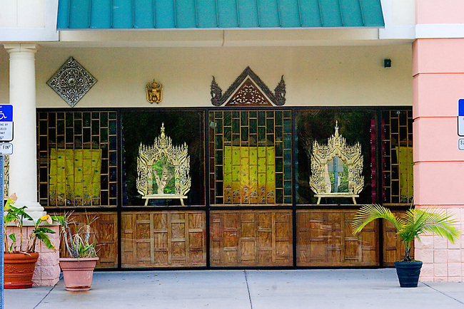 Thai Thani Restaurant, Orlando, Florida