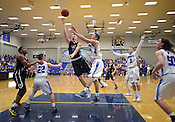 Bentonville at Rogers Basketball 2/19/16