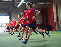 USWNT Training, January 13, 2017