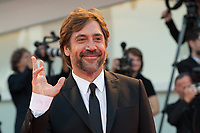 Javier Bardem at the &quot;Mother!&quot; premiere, 74th Venice Film Festival in Italy on 5 September 2017.<br /> <br /> Photo: Kristina Afanasyeva/Featureflash/SilverHub<br /> 0208 004 5359<br /> sales@silverhubmedia.com