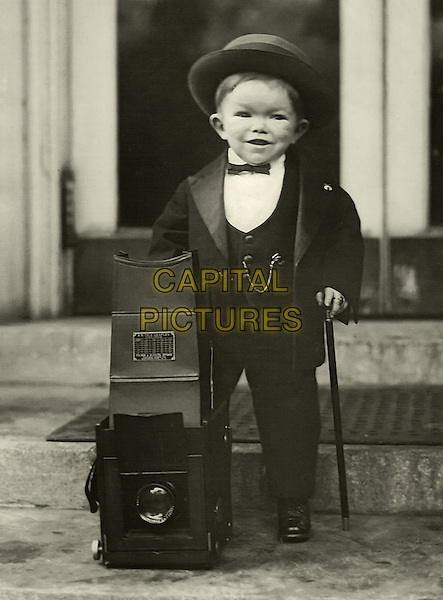 Clarence Howerton aka Major Mite, 1922 Famous Midget Major Mite Visits President.*Filmstill - Editorial Use Only*.CAP/PLF.Supplied by Capital Pictures.