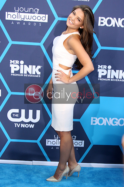 Danielle Campbell<br /> at the 2014 Young Hollywood Awards, Wiltern Theater, Los Angeles, CA 07-27-14<br /> David Edwards/Dailyceleb.com 818-249-4998