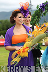 Most Stylish Hat was Agne Kremenskiene from Killarney  at the Killarney Racing Festival on Thursday 19th of July