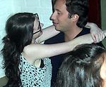 Anne Hathaway & Raffaello Follieri 01/20/2008