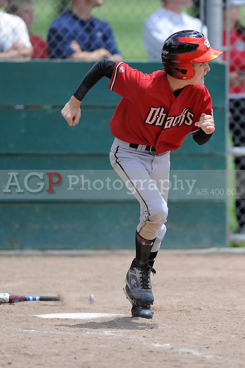 The Pleasanton National Little League Major League champion Diamondbacks June 13, 2009