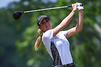 Jaye Marie Green (USA) watches her tee shot on 5 during round 3 of the 2019 US Women's Open, Charleston Country Club, Charleston, South Carolina,  USA. 6/1/2019.<br /> Picture: Golffile | Ken Murray<br /> <br /> All photo usage must carry mandatory copyright credit (© Golffile | Ken Murray)