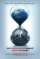 An Inconvenient Sequel: Truth to Power (2017)<br /> ONE SHEET POSTER ART<br /> *Filmstill - Editorial Use Only*<br /> CAP/FB<br /> Image supplied by Capital Pictures