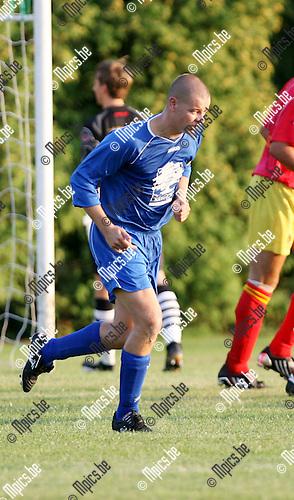 2009-08-06 / Seizoen 2009-2010 / Voetbal / Verbroedering Arendonk / Hans Michiels..Foto: Maarten Straetemans (SMB)