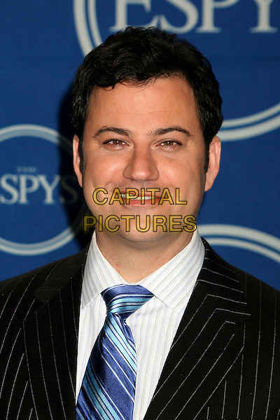 JIMMY KIMMEL.2007 ESPY Awards - Press Room at the Kodak Theatre, Hollywood, California, USA..July 11th, 2007.headshot portrait .CAP/ADM/BP.©Byron Purvis/AdMedia/Capital Pictures