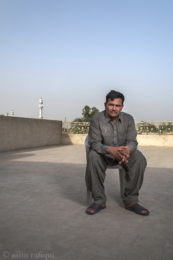 Izaj Ali, member of the landless peasant movement, Kalyana Estate, Military Farms. Spent nearly six months in prison after he was arrested in a protest. He has outstanding warrants against him, and continues to live outside the reach of the law.