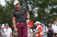 Tyrrell Hatton (ENG) during Round Three of the 2015 Alstom Open de France, played at Le Golf National, Saint-Quentin-En-Yvelines, Paris, France. /04/07/2015/. Picture: Golffile | David Lloyd<br /> <br /> All photos usage must carry mandatory copyright credit (© Golffile | David Lloyd)