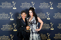 PASADENA - May 5: Vernee Watson, Alice Amter in the press room at the 46th Daytime Emmy Awards Gala at the Pasadena Civic Center on May 5, 2019 in Pasadena, California