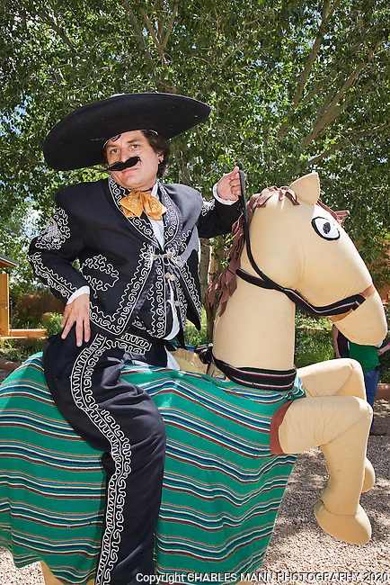 The historical ranch and  hacienda of Rancho de Las Golondrinas, located on the outskirts of Santa Fe, New Mexico, celebrates the  culture of Mexico with a festival each July called VIVA MEXICO.