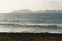 Anguilla, Caribbean - view of st martin