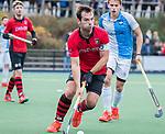 ZEIST-  Pieter-Jan Voerman (Schaerweijde)  promotieklasse hockey heren, Schaerweijde-Hurley (4-0)  COPYRIGHT KOEN SUYK