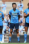 13 September 2015: UCLA's Kodi Lavrusky. The University of North Carolina Tar Heels hosted the University of California Los Angeles Bruins at Fetzer Field in Chapel Hill, NC in a 2015 NCAA Division I Women's Soccer game. UNC won the game 3-1.