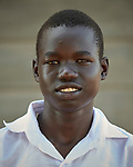 James Mareng is a student at the De La Salle Boys School outside Rumbek, South Sudan.