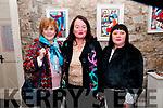 Johnny Barrett Tribute Show: Attending the Johnny Barret tribute show at St. John's Arts Centre, Listowel on Fridasy night last were Joan Buckley, Agnes Scanlon & Rose Moriarity.