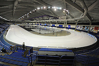 SPEEDSKATING: CALGARY: Olympic Oval, 25-02-2017, ISU World Sprint Championships, overall view ice rink, ©photo Martin de Jong