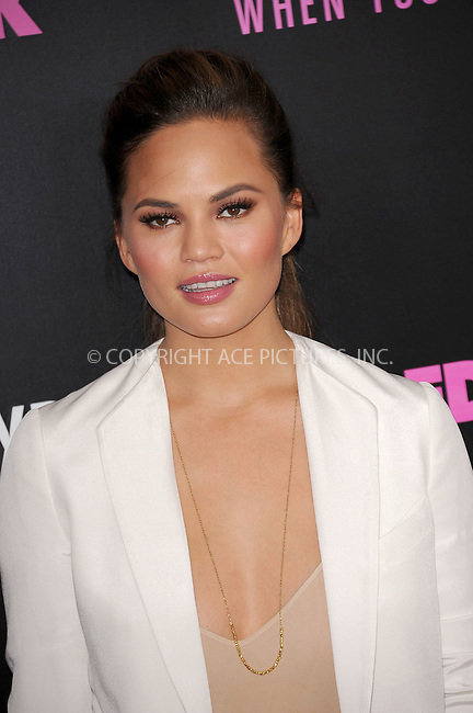 WWW.ACEPIXS.COM . . . . . .May 8, 2012...New York City....Chrissy Teigen attending the 'What To Expect When You're Expecting' New York Screening at AMC Lincoln Square Theater on May 8, 2012  in New York City ....Please byline: KRISTIN CALLAHAN - ACEPIXS.COM.. . . . . . ..Ace Pictures, Inc: ..tel: (212) 243 8787 or (646) 769 0430..e-mail: info@acepixs.com..web: http://www.acepixs.com .
