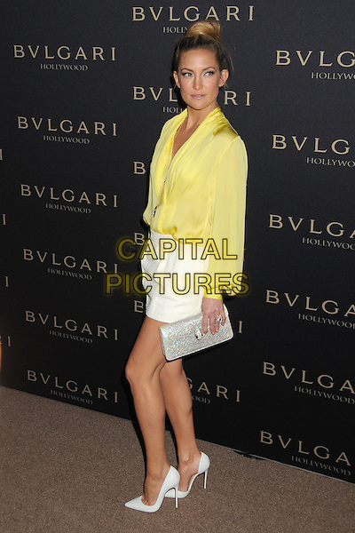 25 February 2014 - West Hollywood, California - Kate Hudson. BVLGARI &quot;Decades of Glamour&quot; Oscar Party held at Soho House.<br /> CAP/ADM/BP<br /> &copy;Byron Purvis/AdMedia/Capital Pictures