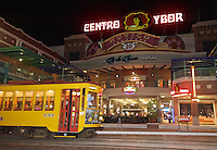 F- Centro Ybor & Streetcars - Twilight/Evening, Ybor City FL 10 16