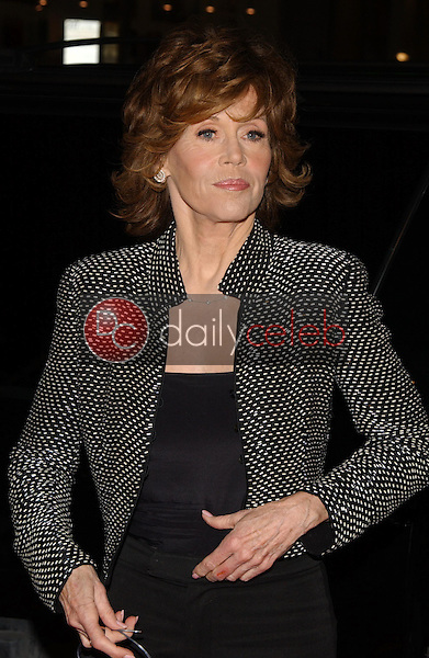 Jane Fonda<br />at the premiere of &quot;Blood Diamond&quot;. Grauman's Chinese Theatre, Hollywood, CA. 12-06-06<br />Dave Edwards/DailyCeleb.com 818-249-4998