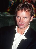 #Sting 1991<br /> Photo By John Barrett/PHOTOlink.net