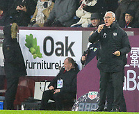 Fulham manager Claudio Ranieri shouts instructions to his team from the technical area<br /> <br /> Photographer Alex Dodd/CameraSport<br /> <br /> The Premier League - Burnley v Fulham - Saturday 12th January 2019 - Turf Moor - Burnley<br /> <br /> World Copyright © 2019 CameraSport. All rights reserved. 43 Linden Ave. Countesthorpe. Leicester. England. LE8 5PG - Tel: +44 (0) 116 277 4147 - admin@camerasport.com - www.camerasport.com
