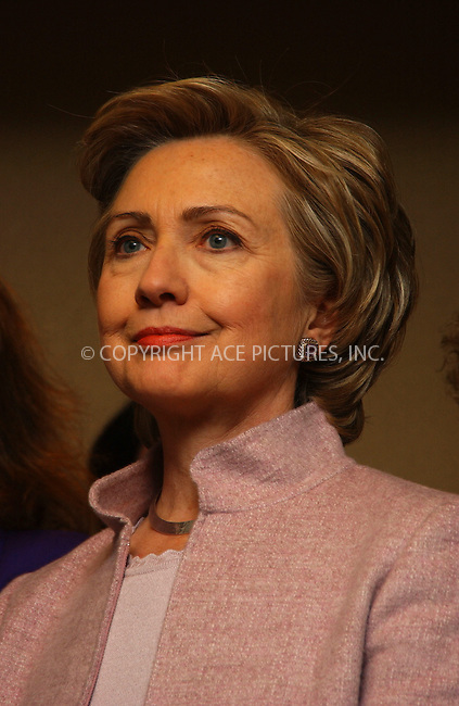 WWW.ACEPIXS.COM . . . . . ....October 16 2006, New York City....Senator Hillary Clinton announced her backing for Andrew Cuomo's bid to become the next NY State Attorney General at the Grand Hyatt Hotel. Cuomo also received the backing of the National Organisation for Women.....Please byline: KRISTIN CALLAHAN - ACEPIXS.COM.. . . . . . ..Ace Pictures, Inc:  ..(212) 243-8787 or (646) 769 0430..e-mail: info@acepixs.com..web: http://www.acepixs.com