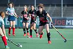 AMSTELVEEN -  Sosha Benninga (A'dam)   tijdens   de oefenwedstrijd tussen Amsterdam en Laren dames   COPYRIGHT KOEN SUYK
