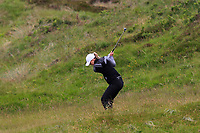Hannah Screen (ENG) in the rough on the 1st during Round 2 of the Women's Amateur Championship at Royal County Down Golf Club in Newcastle Co. Down on Wednesday 12th June 2019.<br /> Picture:  Thos Caffrey / www.golffile.ie