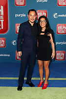 HOLLYWOOD, CA - NOVEMBER 5: Justin Hakuta, Ali Wong, at Premiere Of Disney's &quot;Ralph Breaks The Internet&quot; at The El Capitan Theatre in Hollywood, California on November 5, 2018. <br /> CAP/MPI/FS<br /> &copy;FS/MPI/Capital Pictures