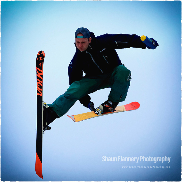 Pix: Shaun Flannery/shaunflanneryphotography.com<br /> <br /> COPYRIGHT PICTURE&gt;&gt;SHAUN FLANNERY&gt;01302-570814&gt;&gt;07778315553&gt;&gt;<br /> <br /> 11th July 2015<br /> Halifax Ski Centre<br /> Joe Tyler Coaching Session.<br /> Joe Tyler