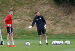Darren Ward goalkeeper coach during the training session at the Shirecliffe Training complex, Sheffield. Picture date: June 27th 2017. Pic credit should read: Simon Bellis/Sportimage
