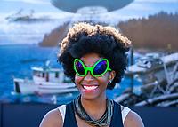 Burien UFO Festival, Bufo Fest 2016, Washington, USA.