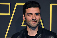"Guatemalan-American actor Oscar Isaac poses for pictures at a fan event to promote ""Star Wars: The Force Awakens,"" at Antara Fashion Mall in Mexico City, Tuesday, Dec. 8, 2015. Photo: ©Francisco Morales/DAMMPHOTO/NortePhoto"