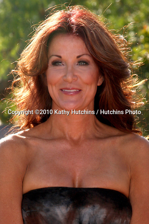 Gayle Drake.arrive at the Birgit C. Muller Fashion Show at.Chaves Ranch in.Los Angeles, CA on.July 11, 2010.©2010 Kathy Hutchins / Hutchins Photo.....