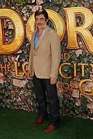 """LOS ANGELES - JUL 28:  Benicio Del Toro at the """"Dora and the Lost City of Gold"""" World Premiere at the Regal LA Live on July 28, 2019 in Los Angeles, CA"""