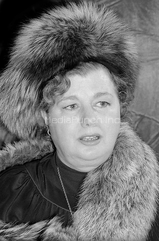 Shelley Winters 1977<br /> Photo By Adam Scull/PHOTOlink/MediaPunch