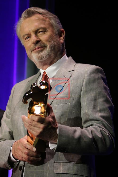 52 FESTIVAL INTERNACIONAL DE CINEMA FANTASTIC DE CATALUNYA. SITGES 2019.<br /> Red Carpet Awards Ceremony.<br /> Sam Neill.