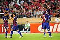 Ventforet Kofu team group,AUGUST 20, 2011 - Football / Soccer :Paulinho (R) of Ventforet Kofu celebrates with his teammates after scoring the opening goal during the 2011 J.League Division 1 match between between Ventforet Kofu 3-2 Urawa Red Diamonds at National Stadium in Tokyo, Japan. (Photo by AFLO)