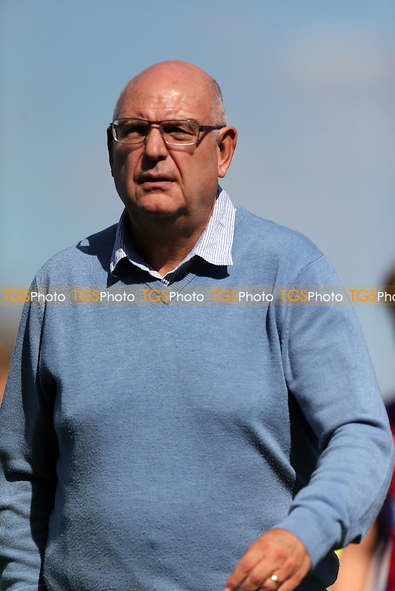 Dagenham manager John Still during Dagenham and Redbridge vs Southport, Vanarama National League Football at the Chigwell Construction Stadium on 6th August 2016
