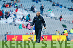 Kerry Manager Peter Keane at the All Ireland Minor Semi Final in Croke Park on Sunday.